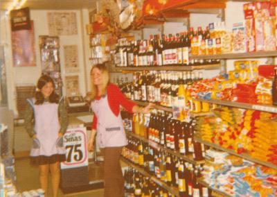 Winkel, +/- 1974