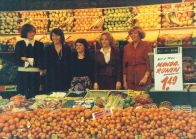 Opening, +/- 1979