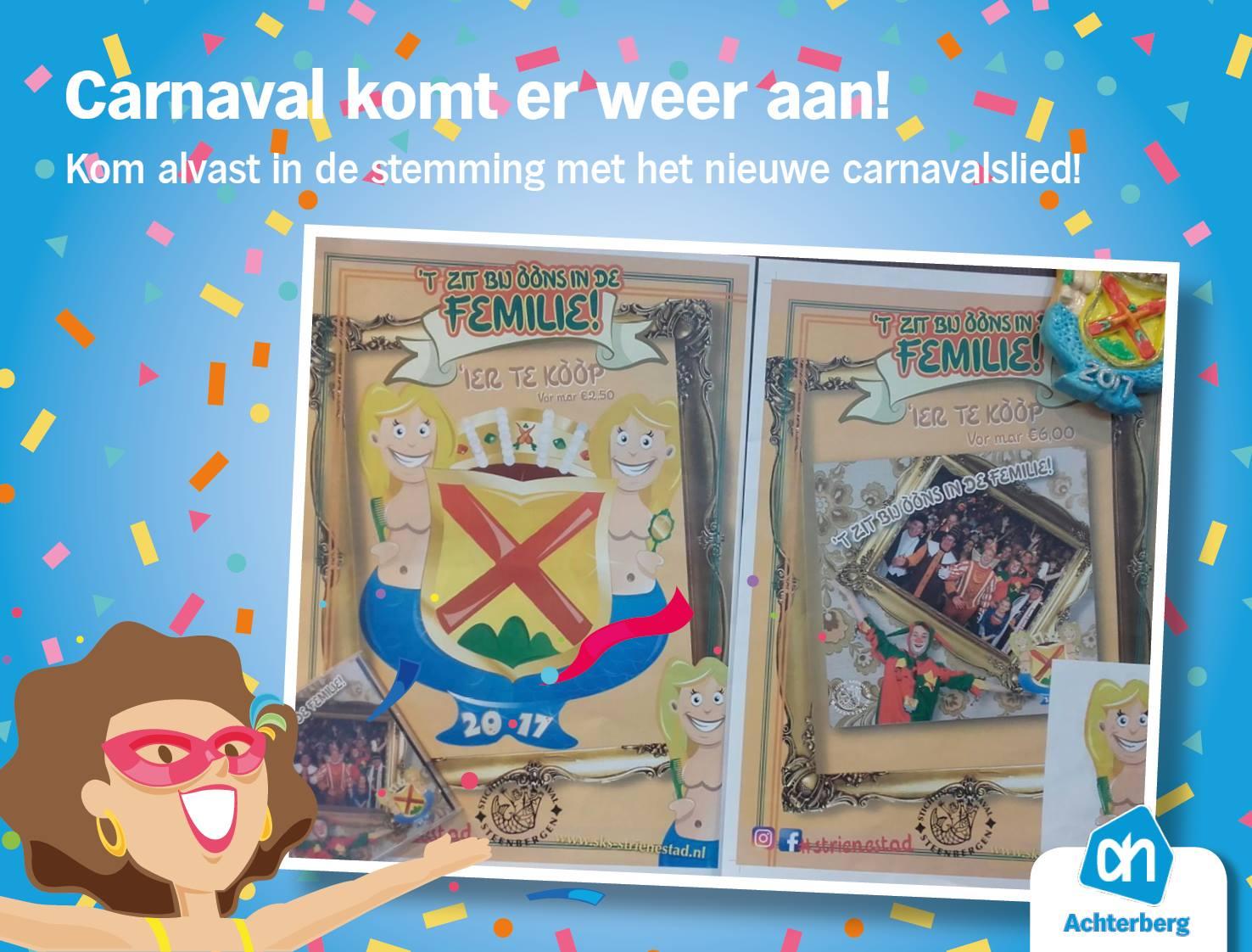 Kom in de Carnavalssfeer!