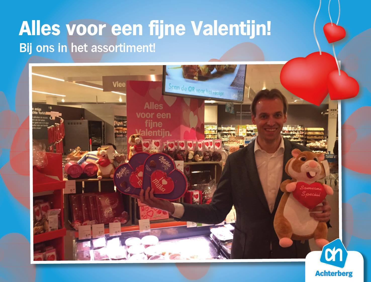 Alles voor een fijne Valentijn!