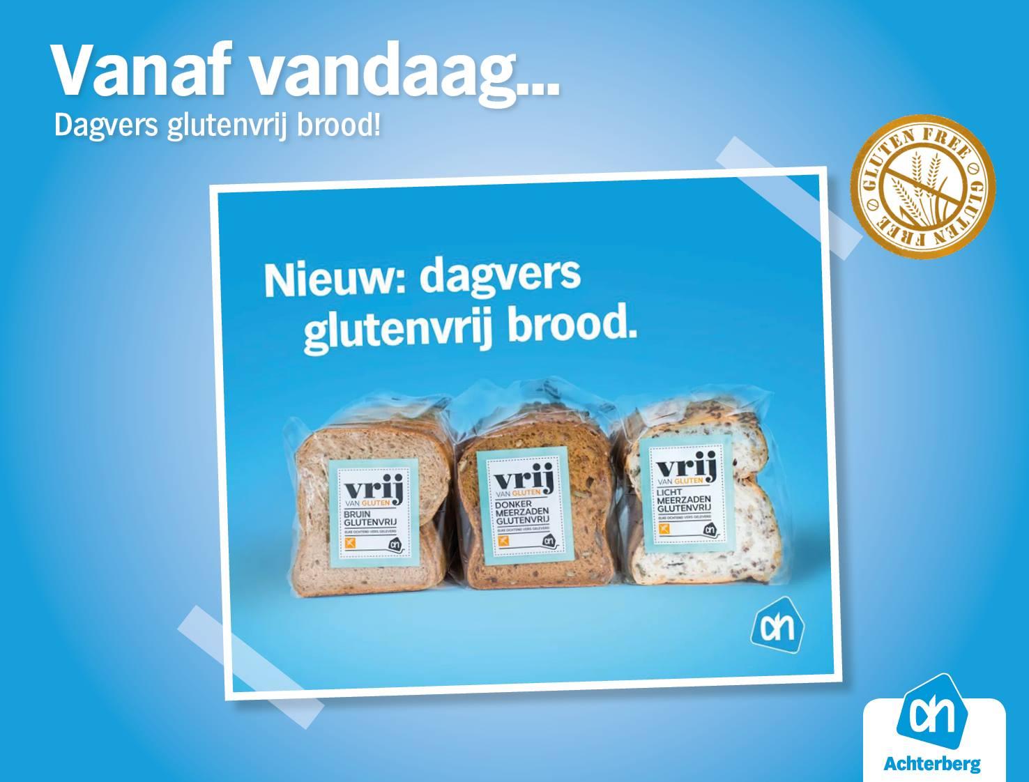 Goed nieuws voor iedereen die glutenvrij eet!