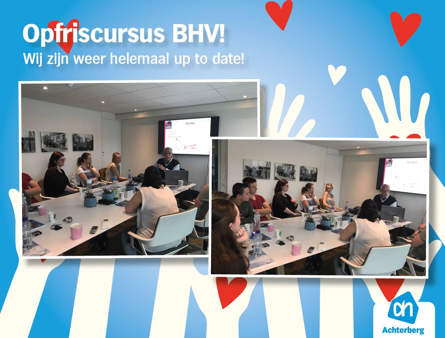Opfriscursus BHV!