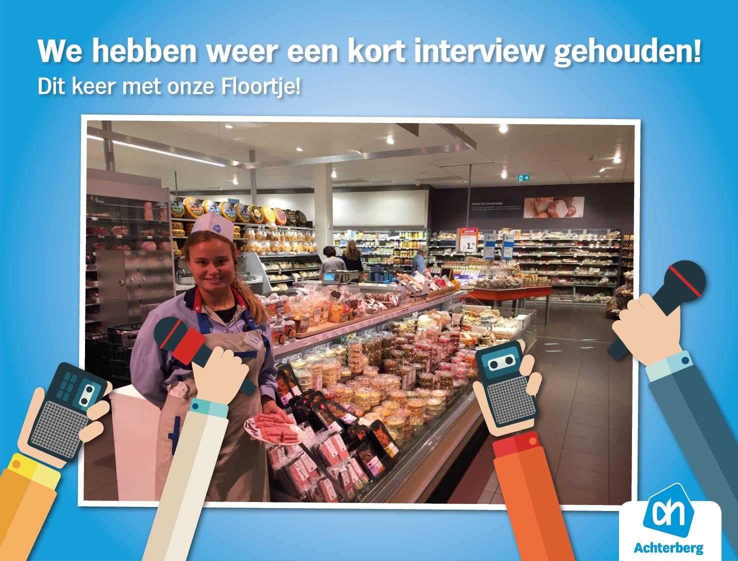 Kennis maken met medewerker Floortje!