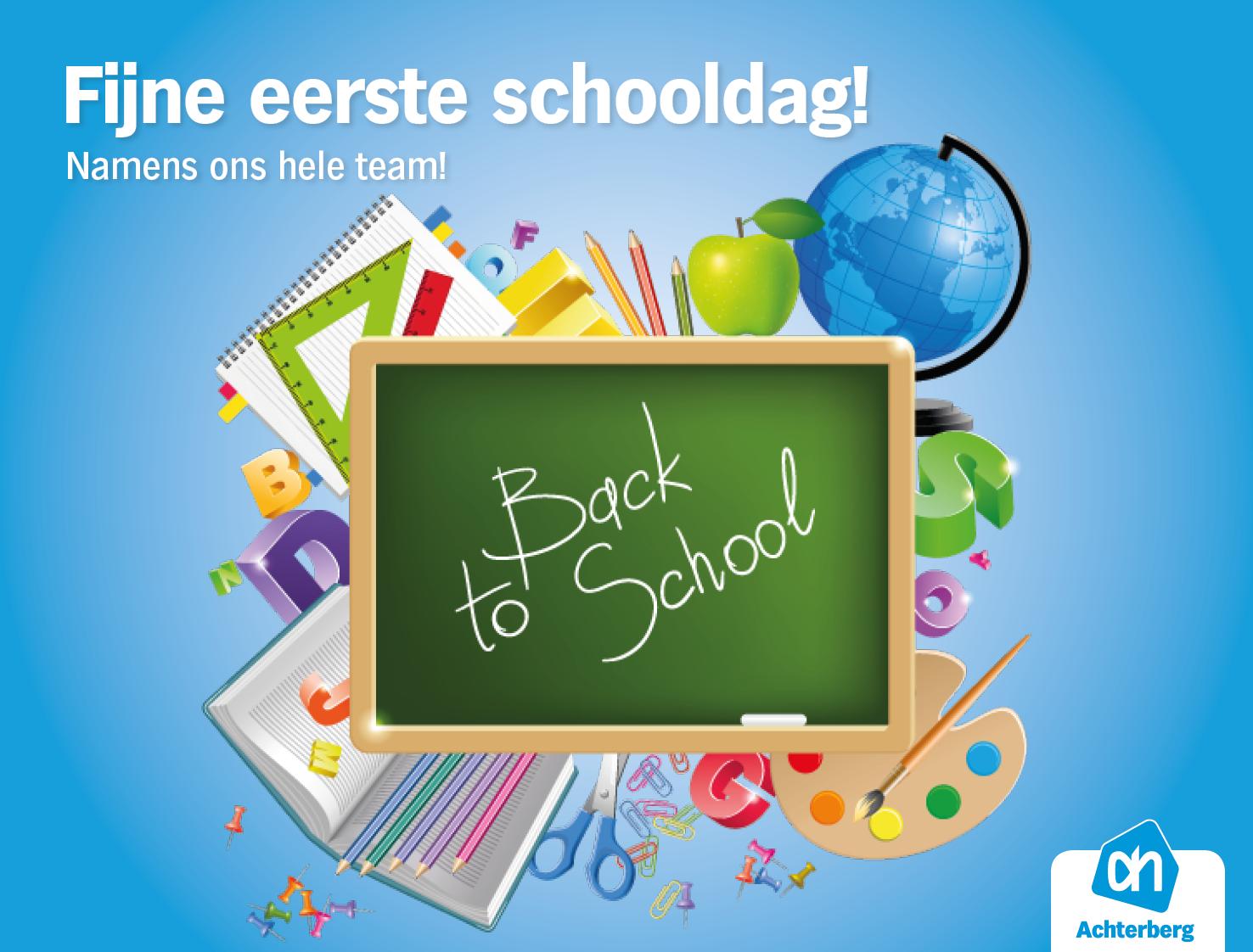 Iedereen een leuk en leerzaam jaar toegewenst!