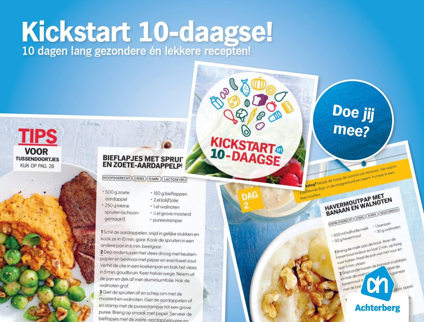 Kickstart 10-daagse!