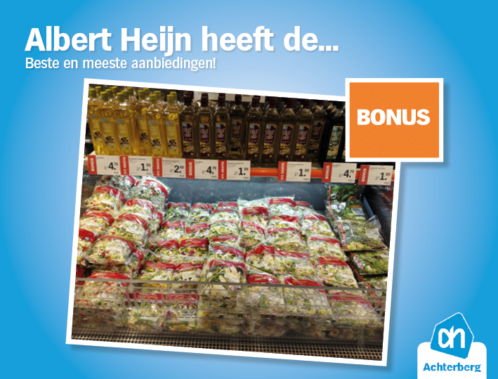 Albert Heijn heeft de… Beste en meeste aanbiedingen!