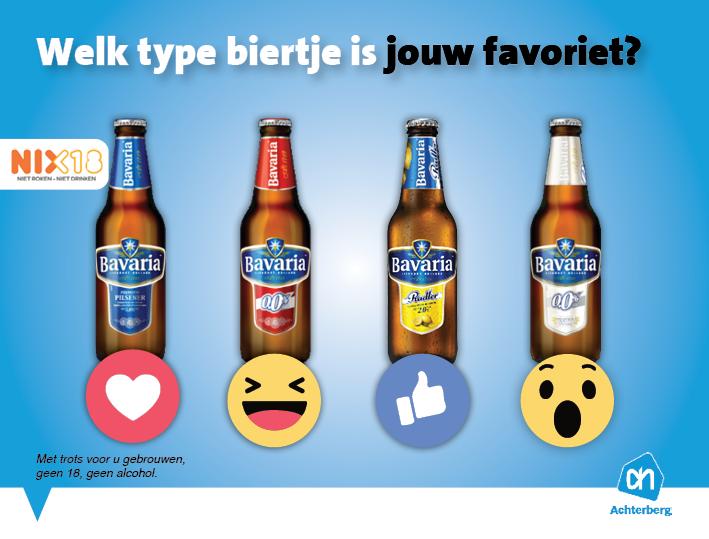 Welk type biertje is jouw favoriet?