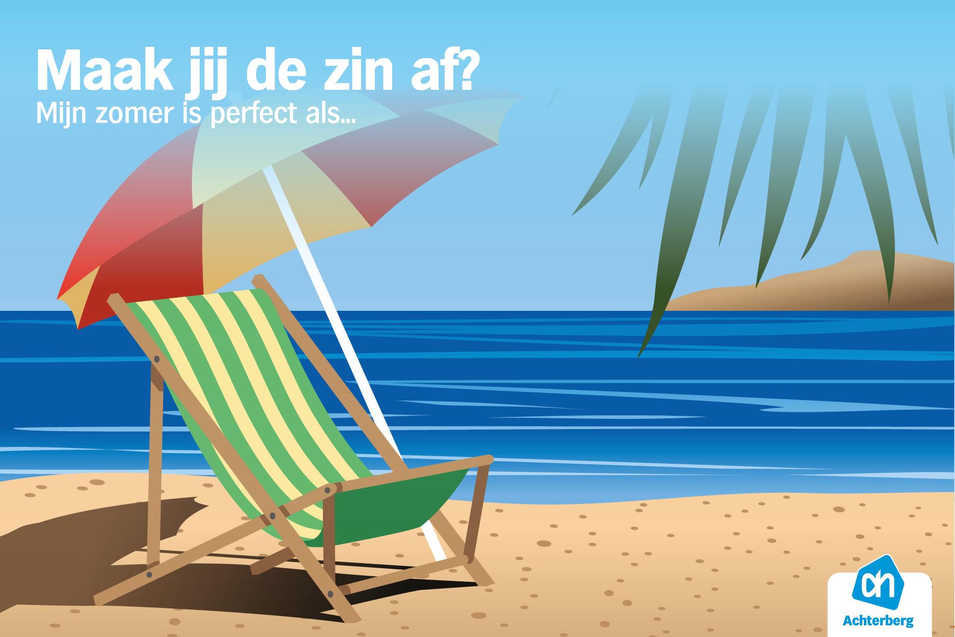 Vandaag start officieel de zomer!
