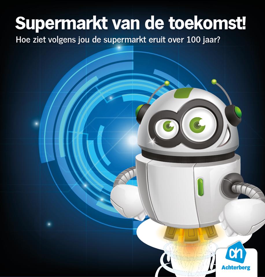 Supermarkt van de toekomst!