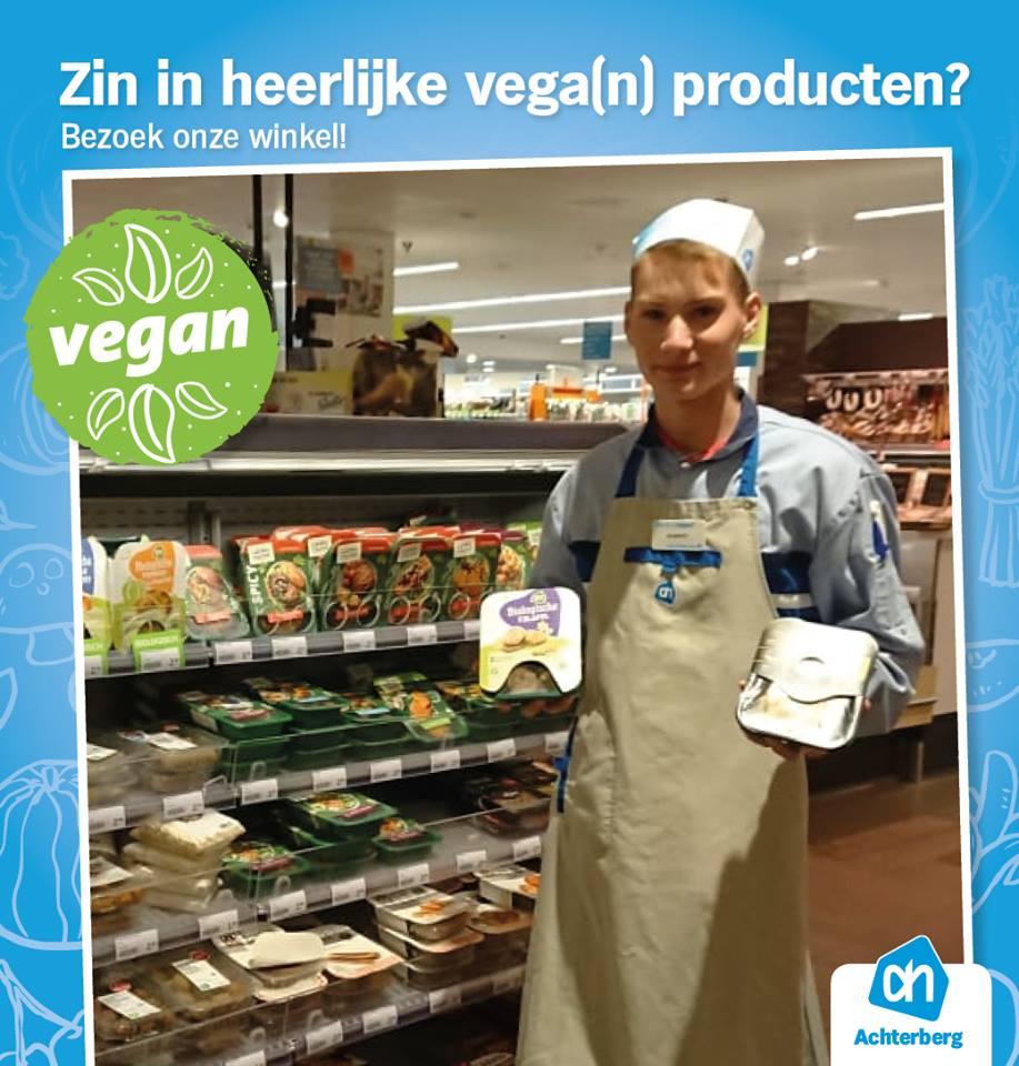 Heerlijke vega(n) producten!