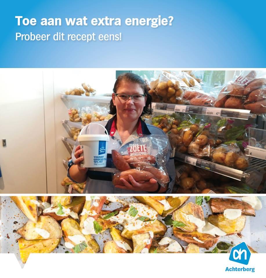 Toe aan wat extra energie?