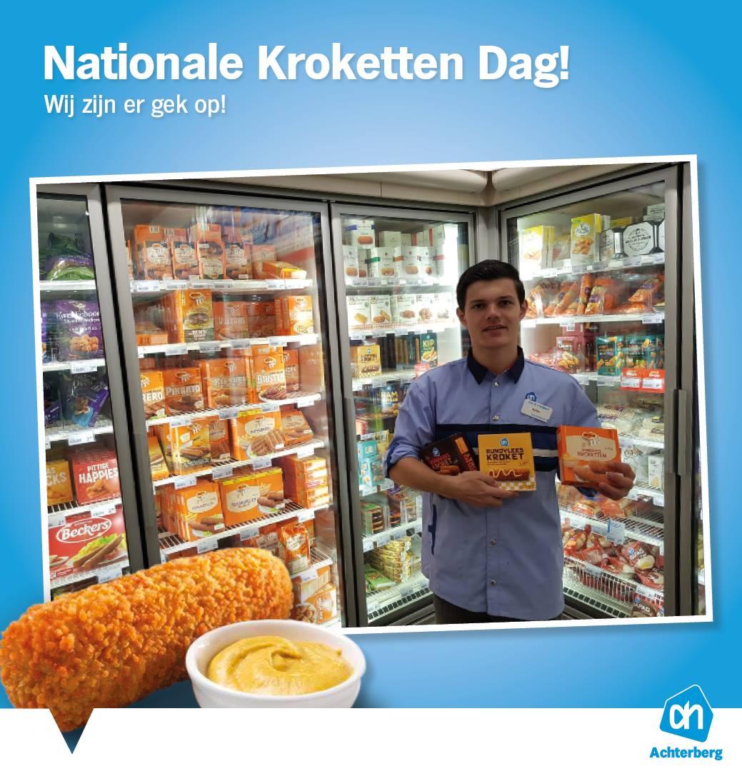Nationale Kroketten Dag!
