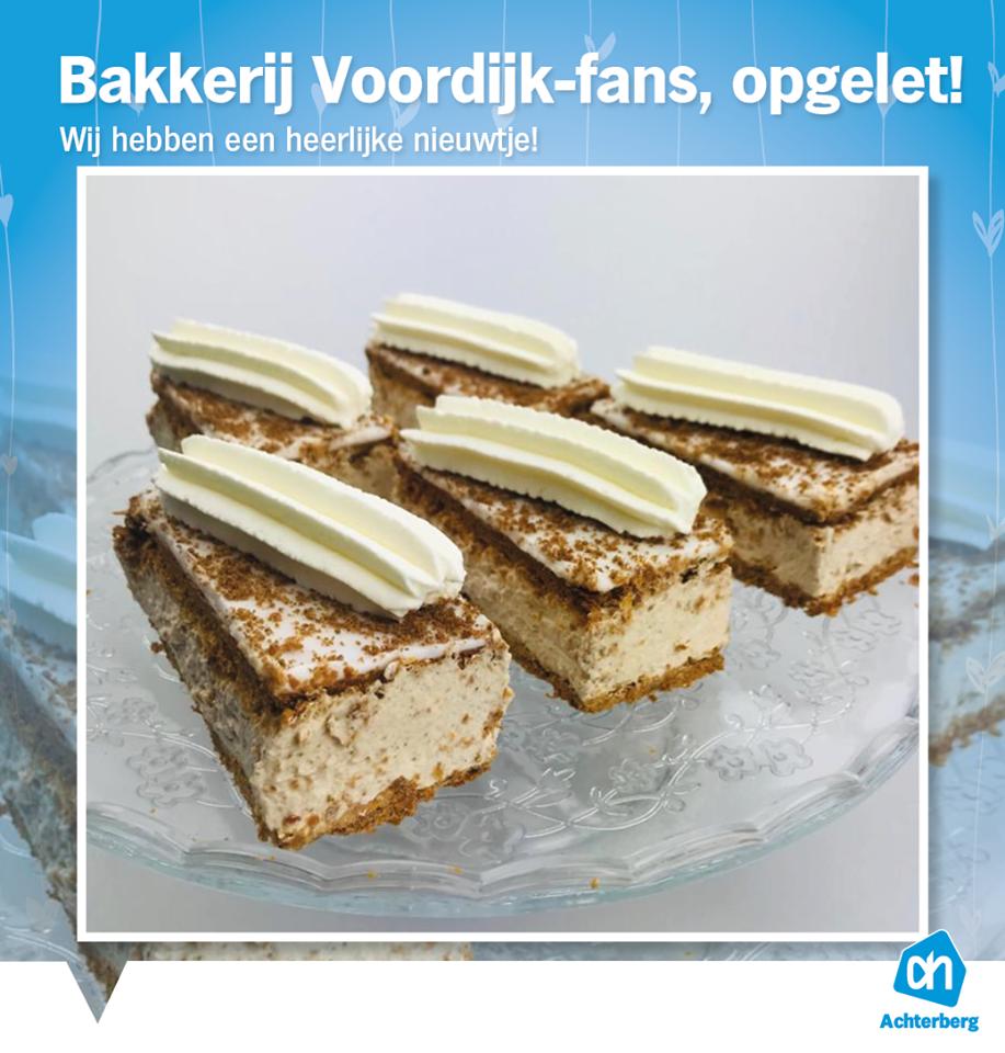 Bakkerij Voordijk-fans, opgelet!