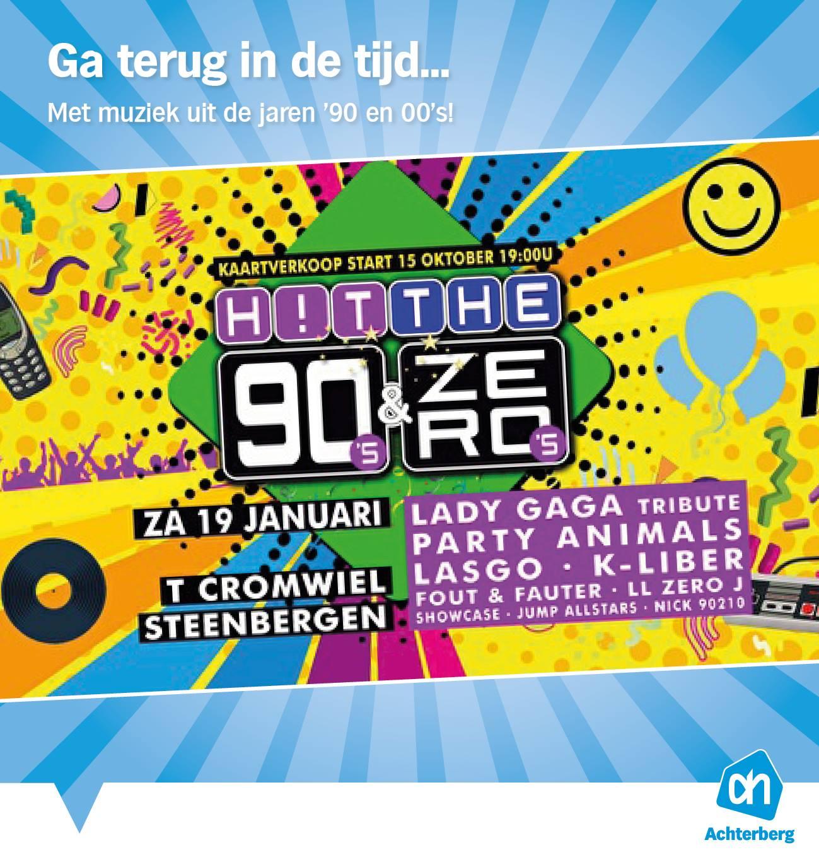 Hit the 90's & Zero's!