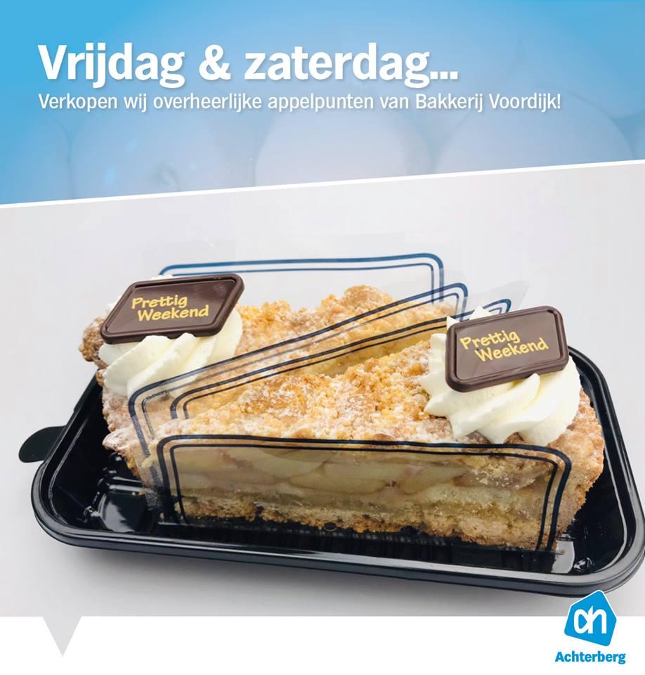 Voor alle Bakkerij Voordijk fans…