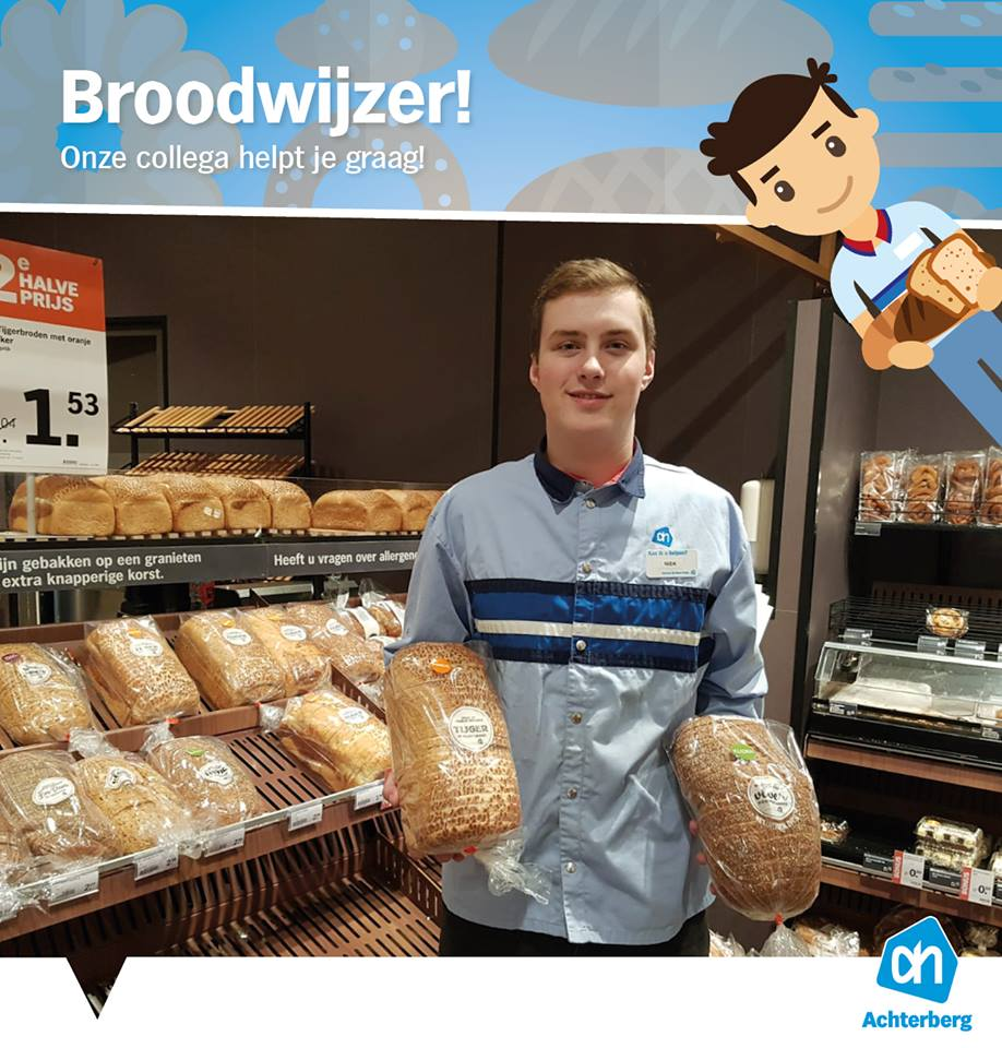 Broodwijzer!