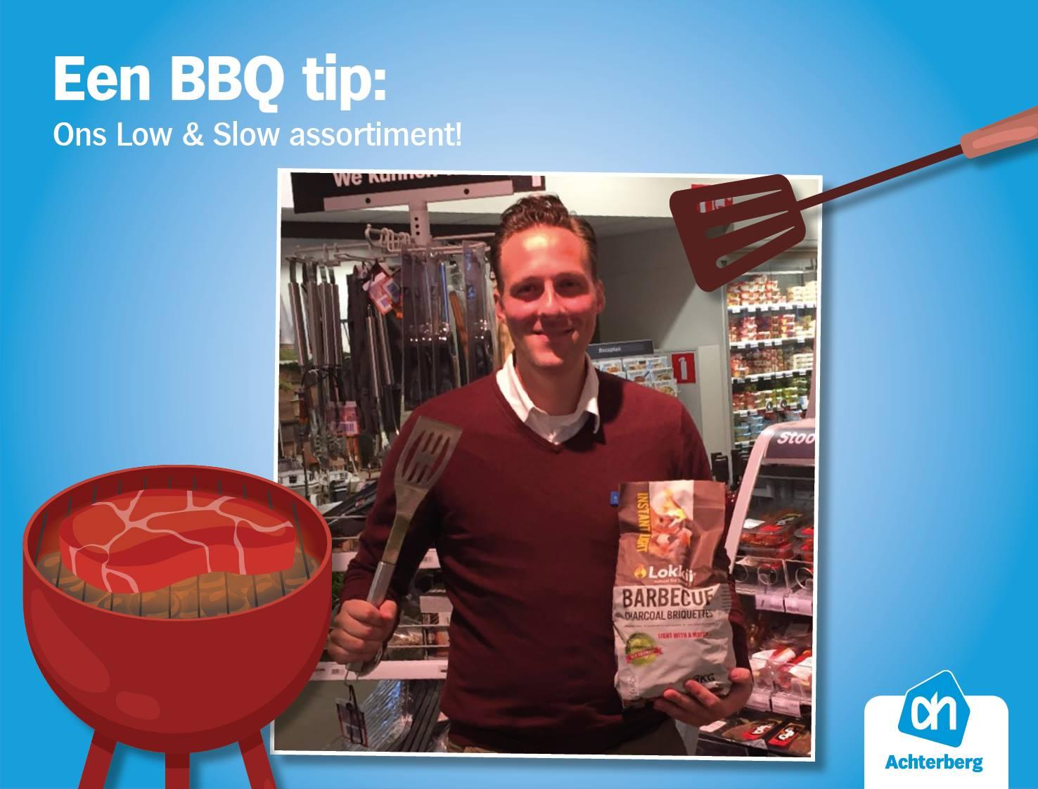 Zou dit weekend de BBQ aan kunnen? Dan hebben wij een tip!
