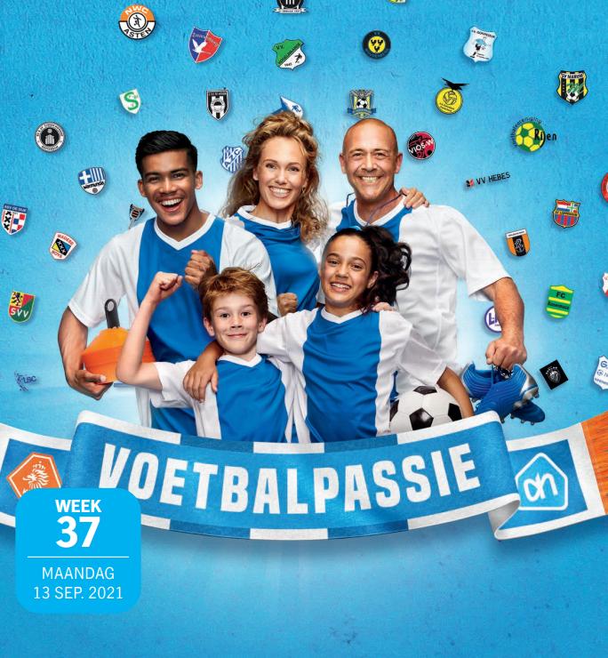 Spaar mee voor VV Steenbergen of SC Welberg!
